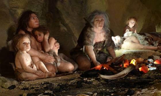 Una exposición en el Museo de Neanderthal en Krapina, Croacia. Fotografía: Nikola Solic / Reuters / Corbis